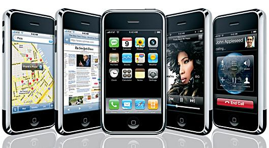 Apple Iphone functies
