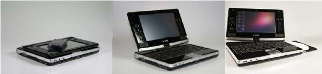 Vyenote S-41 Mini-laptop