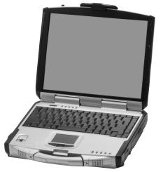 Motorola mobile rugged laptop ML900