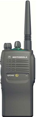 Motorola atex portofoon
