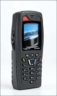 de sagem tigr350 de tigr350 serie mobiele telefoons biedt een ...