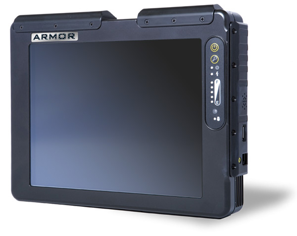 DRS Armor X10 rugged mobile tablet